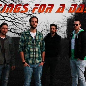 album wating for something - kings for a day