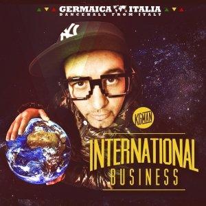 album International Business - KG MAN