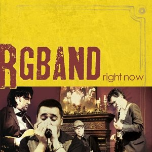 album RIGHT NOW - RGBand