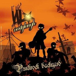 album Punkrock Backyard EP - Nasty Laugh