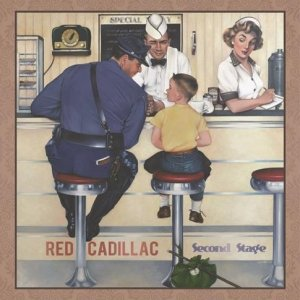 album Second Stage - Red Cadillac