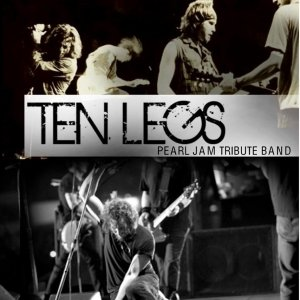 album Demo 2014 - Ten Legs Pearl Jam Tribute Band