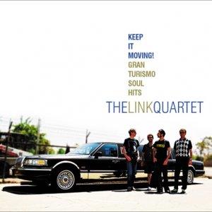 album Keep It Moving - Link Quartet