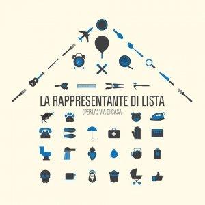 album (per la) via di casa - la Rappresentante di Lista