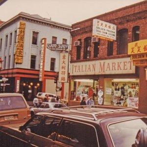 album Italian Market - The Remington