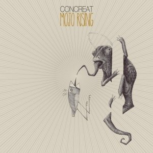 album MOJO RISING - concreat