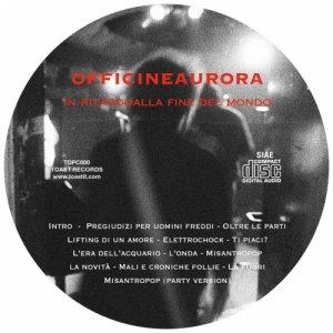 album In ritardo alla fine del mondo - Officine Aurora