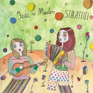 album Stalattiti EP - Fede 'N' Marlen