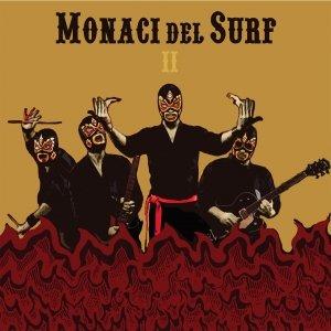 album MONACI DEL SURF II - Monaci Del Surf