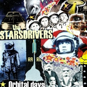 album Orbital Days - Stars Drivers