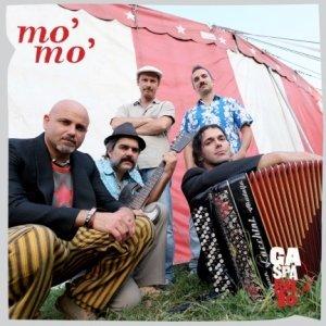 album Mo' mo' - Gasparazzo e la banda bastarda