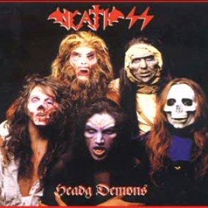album Heavy Demons - Death SS