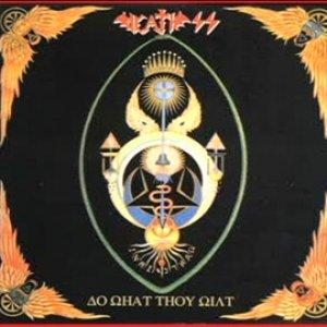 album Do What Thou Wilt - Death SS