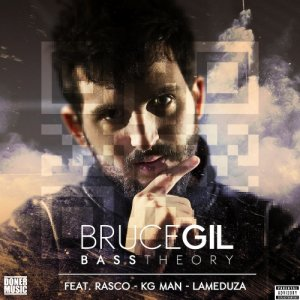 album Bass Theory - EP - Bruce Gil