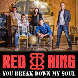 album You break down my soul - Red Ring