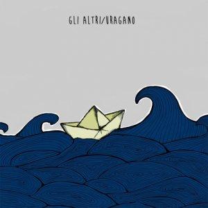 album Gli Altri/Uragano - Split Album - Split