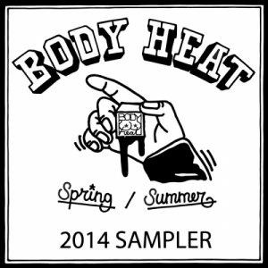 album Body Heat Spring / Summer 2014 Sampler - Compilation
