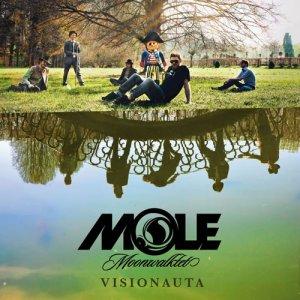 album Visionauta - Mole Moonwalktet