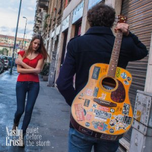 album Quiet Before The Storm - Nasby & Crosh