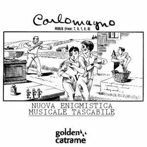 album Nuova Enigmistica Musicale Tascabile - Carlomagno
