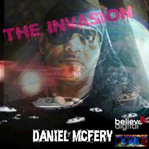 album THE INVASION - danielMcfery