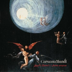 album Angeli, Dannati e Anime sospese - Caruana Mundi