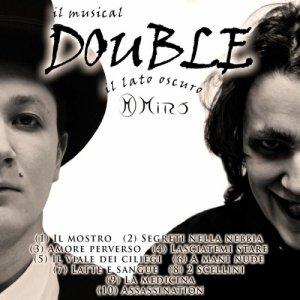 album DOUBLE, il lato oscuro - Mirò