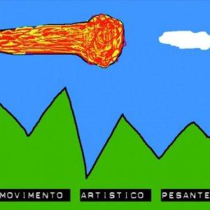 album Movimento Artistico Pesante - Movimento Artistico Pesante
