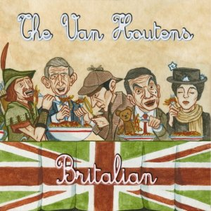 album BRITALIAN - The Van Houtens