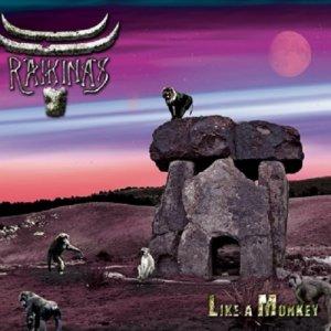 album Like a Monkey - Raikinas