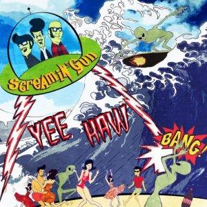 album Yee Haw! - Screamin' Gun