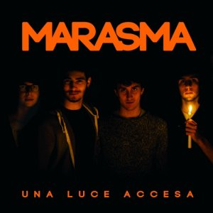 album Una Luce Accesa - Marasma