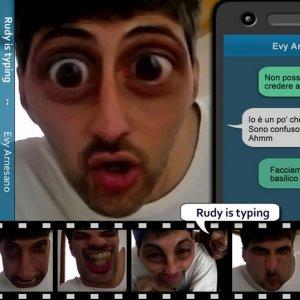 album Rudy is Typing - Evy Arnesano