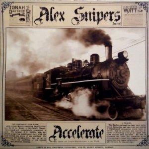 album Accelerate - Alex Snipers