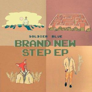 album Brand New Step EP - Soldier Blue