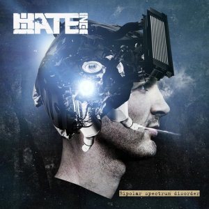 album Bipolar Spectrum Disorder - Hate Inc.