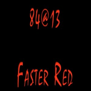 album 84@13 - faster red