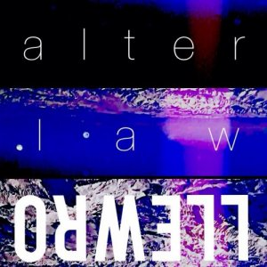 album Llewro EP - Alter Law