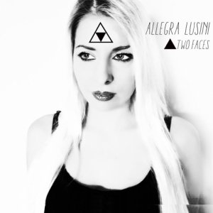 album TWO FACES - Allegra Lusini