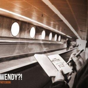 album Notebook - wendy?!