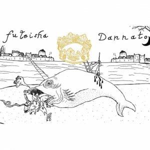 album FUTEISHA – DANNATO (tape) - FUTEISHA