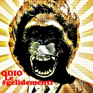 album Odio le #Gelidementi - Gelide Menti