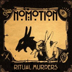 album Ritual Murders EP - Nomotion