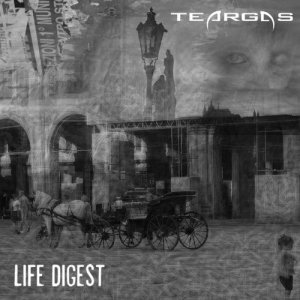album Teargas - Life Digest - Teargas