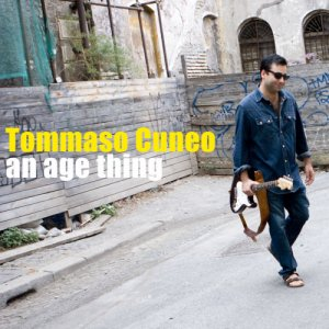 album AN AGE THING - Tommaso Cuneo