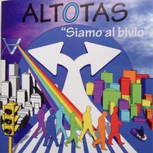 album SIAMO AL BIVIO - Altotas
