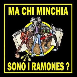 album Ma Chi Minchia sono i Ramones ? - Split