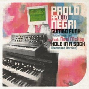 album Gumbo Funk - Paolo Apollo Negri
