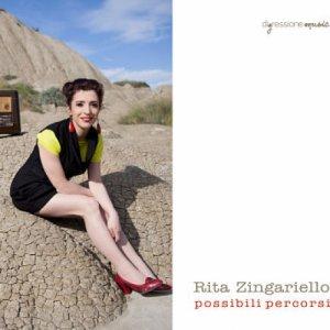 album Possibili percorsi - Rita Zingariello