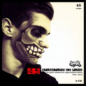 album 45 Sfumature di Punk - Sprok